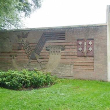 muurreliëf