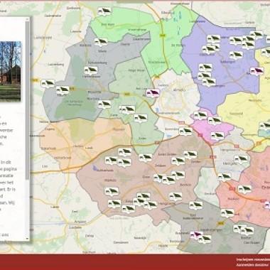 Digitale kaart