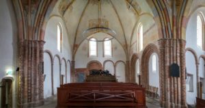 Kerk te Garmerwolde. Interieur. opdracht Annemieke Woldring  stichting Oude Groninger Kerken   DUNCAN WIJTING FOTOGRAFIE DWF