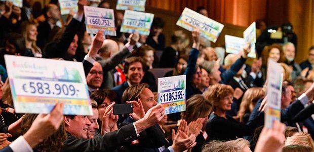 BankGiro Loterij: recordopbrengst voor cultuur in Nederland