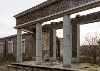 Restauratie logementsgebouw Duitse marine op til