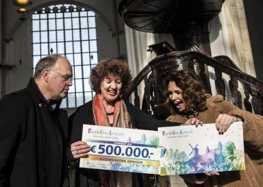 Half miljoen voor aanpak Eusebius kerk Arnhem