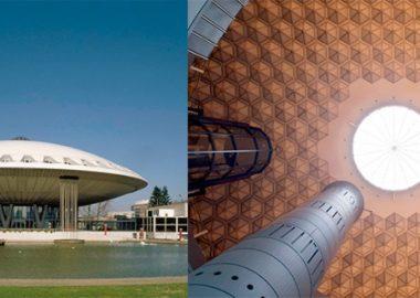 Rijk bestempelt Evoluon Eindhoven tot monument