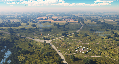 Uniek grafveld Romeinse elite bij Bemmel blootgelegd