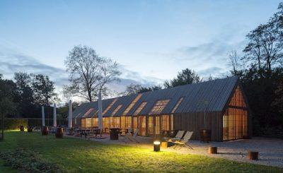 Het Nederlandse architectenbureau 70F architecture heeft de Prix